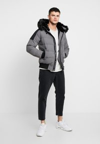 Kings Will Dream - BRANTON SHORT - Giacca invernale - grey - 1