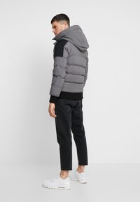 Kings Will Dream - BRANTON SHORT - Giacca invernale - grey - 3