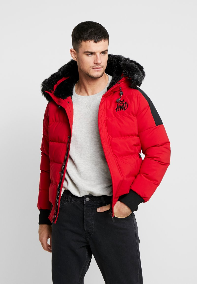 Kings Will Dream - BRANTON SHORT - Giacca invernale - red