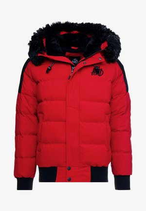 BRANTON SHORT - Winter jacket - red