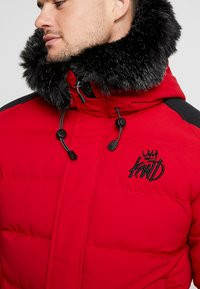Kings Will Dream - BRANTON SHORT - Giacca invernale - red - 5