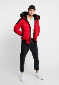 Kings Will Dream - BRANTON SHORT - Giacca invernale - red - 1