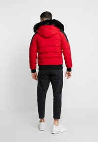 Kings Will Dream - BRANTON SHORT - Giacca invernale - red - 2