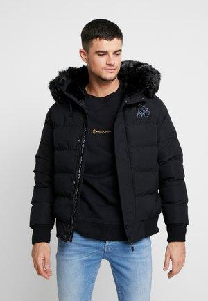 BRANTON SHORT - Zimní bunda - black