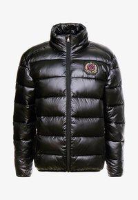Glorious Gangsta - KAPPLIN PUFFER JACKET - Zimní bunda - black - 3