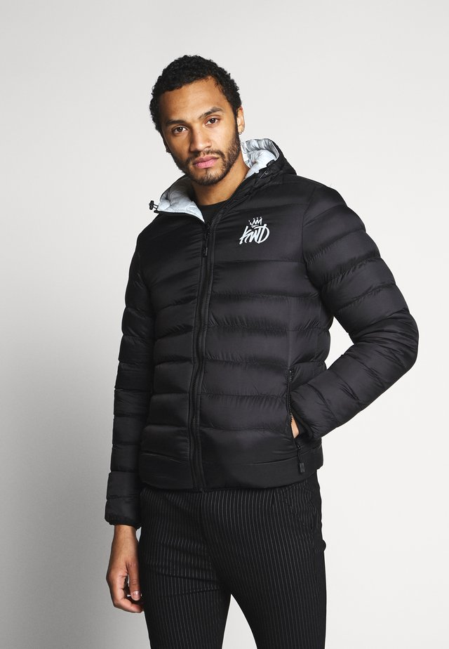KINGS WILL DREAM STRETFORD JACKET - Lett jakke - black