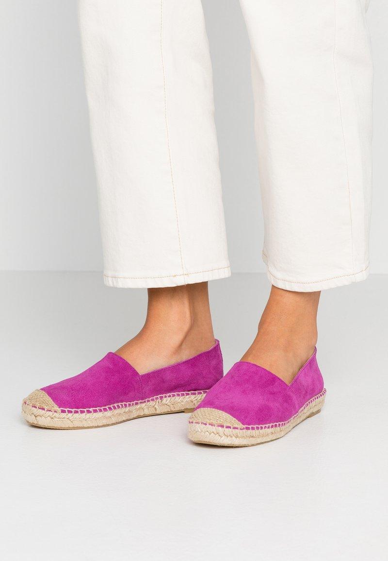 KIOMI Wide Fit - Espadrilles - pink