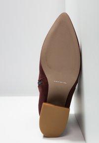 KIOMI Wide Fit - Kotníková obuv - bordeaux - 6