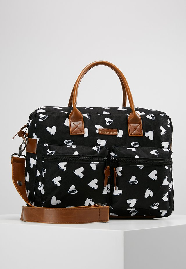 DIAPERBAG - Stelleveske - black
