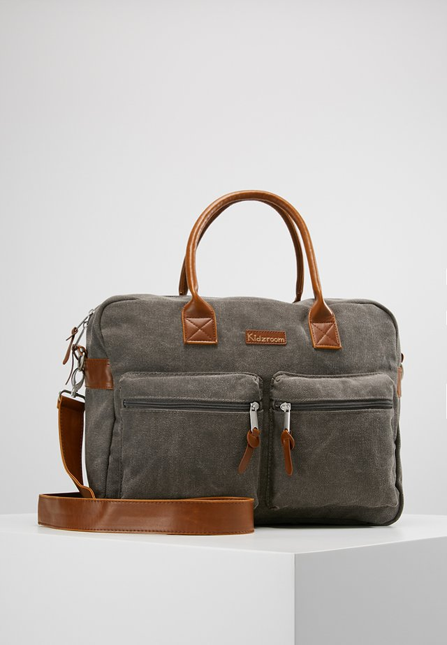 VISION OF LOVE DIAPERBAG - Torba do przewijania - grey