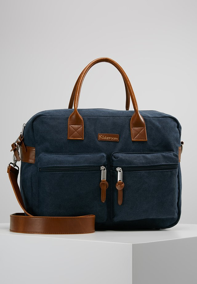 VISION OF LOVE DIAPERBAG - Torba do przewijania - blue