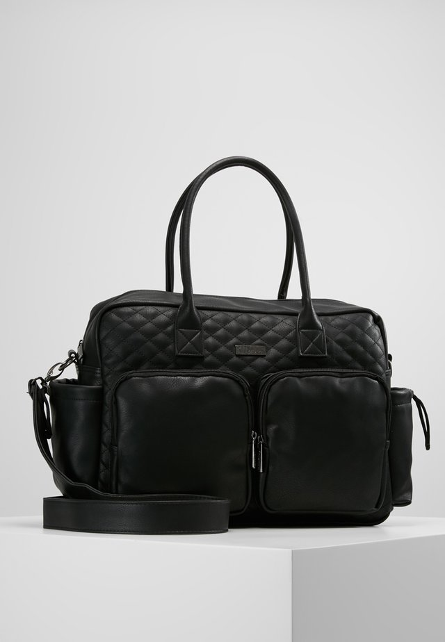VISION OF LOVE DIAPERBAG - Tasker - black
