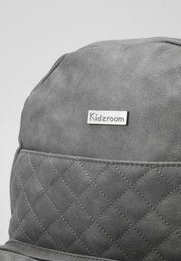 Kidzroom - POPULAR DIAPERBACKPACK - Taška na přebalování - grey - 8