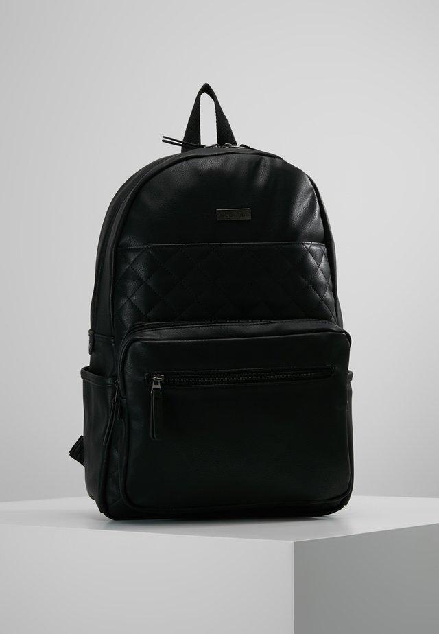 POPULAR DIAPERBACKPACK - Taška na přebalování - black