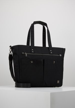 CASUAL CHIC DIAPERBAG - Wickeltasche - black