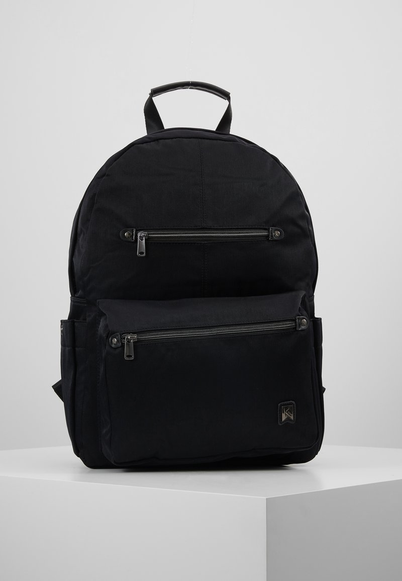 Kidzroom - CASUAL CHIC DIAPERBACKPACK - Batoh - black