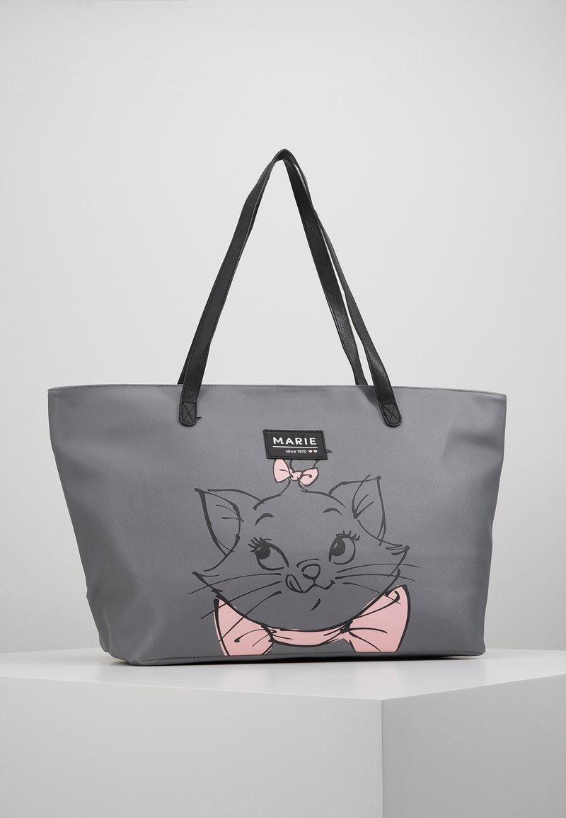 Kidzroom - BAG MARIE FOREVER FAMOUS - Shopping Bag - grey
