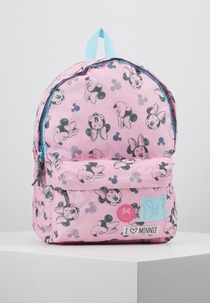 MINNIE MOUSE MOST ADORED BACKPACK - Ryggsekk - pink