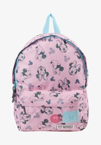 Kidzroom - MINNIE MOUSE MOST ADORED BACKPACK - Sac à dos - pink - 1