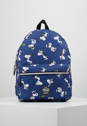 SNOOPY IN DISGUISE BACKPACK - Sac à dos - blue