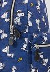 Kidzroom - SNOOPY IN DISGUISE BACKPACK - Rucksack - blue