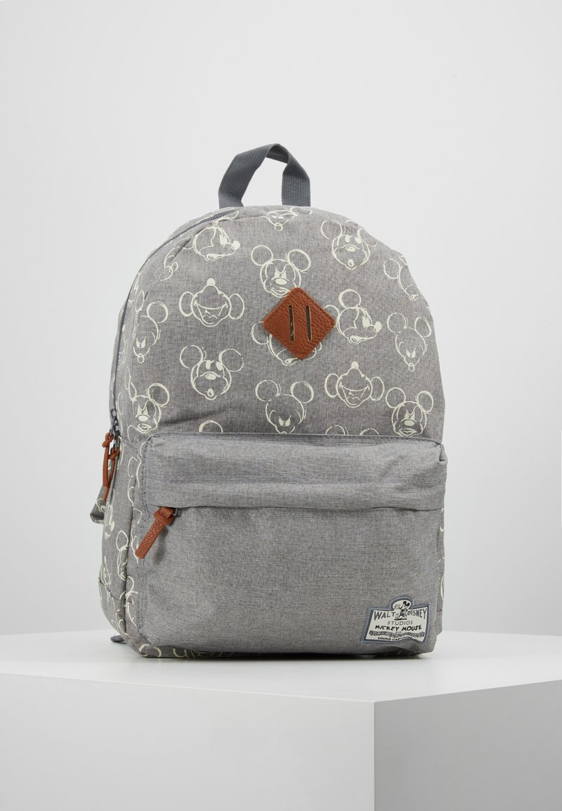 Kidzroom - MICKEY MOUSE ANNIVERSARY BACKPACK - Sac à dos - grey