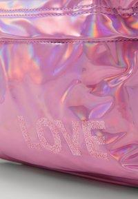 Kidzroom - BACKPACK MILKY KISS SHINY DAYS HOLOGRAPHIC - Tagesrucksack - purple - 3