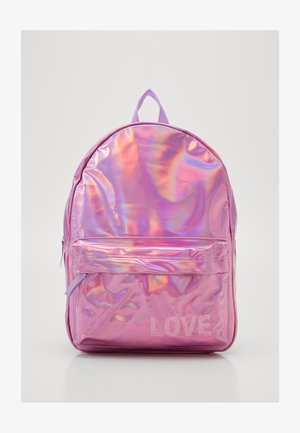 BACKPACK MILKY KISS SHINY DAYS HOLOGRAPHIC - Batoh - purple