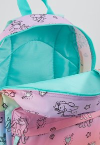 Kidzroom - BACKPACK MILKY KISS RAINBOWS AND UNICORNS BIG - Reppu - multicoloured - 5