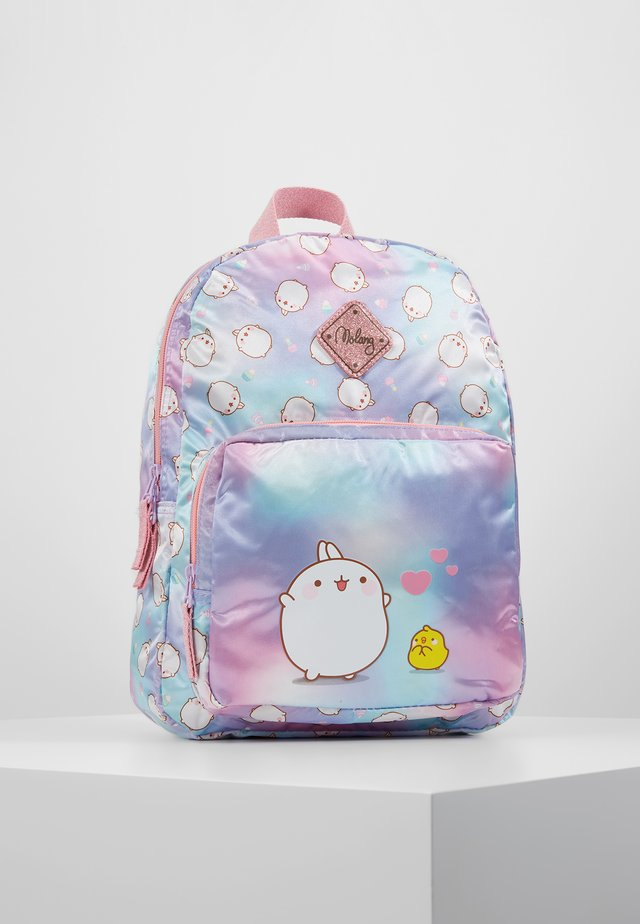 BACKPACK MOLANG CUPCAKE LARGE - Rygsække - multicolored