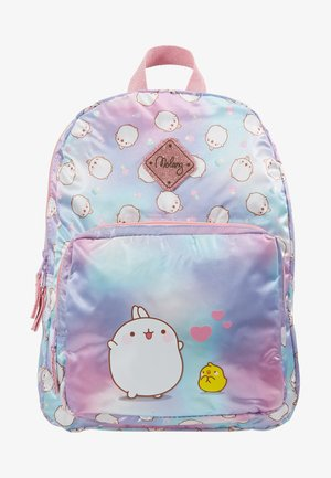 BACKPACK MOLANG CUPCAKE LARGE - Reppu - multicolored