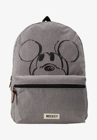 Kidzroom - BACKPACK MICKEY MOUSE REPEAT AFTER ME - Batoh - grey - 1
