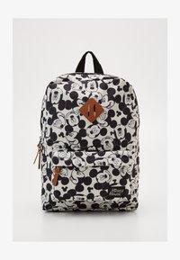 Kidzroom - BACKPACK AND PENCIL CASE MICKEY MOUSE ALL TOGETHER SET - Školní taška - black/white - 1