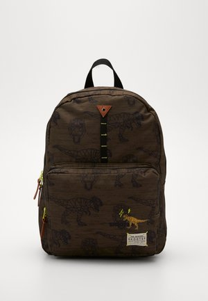 BACKPACK SKOOTER IN YOUR FACE LARGE - Batoh - green