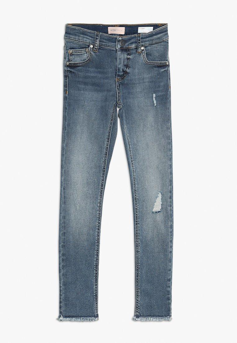 Kids ONLY - KONBLUSH REA - Skinny džíny - medium blue denim