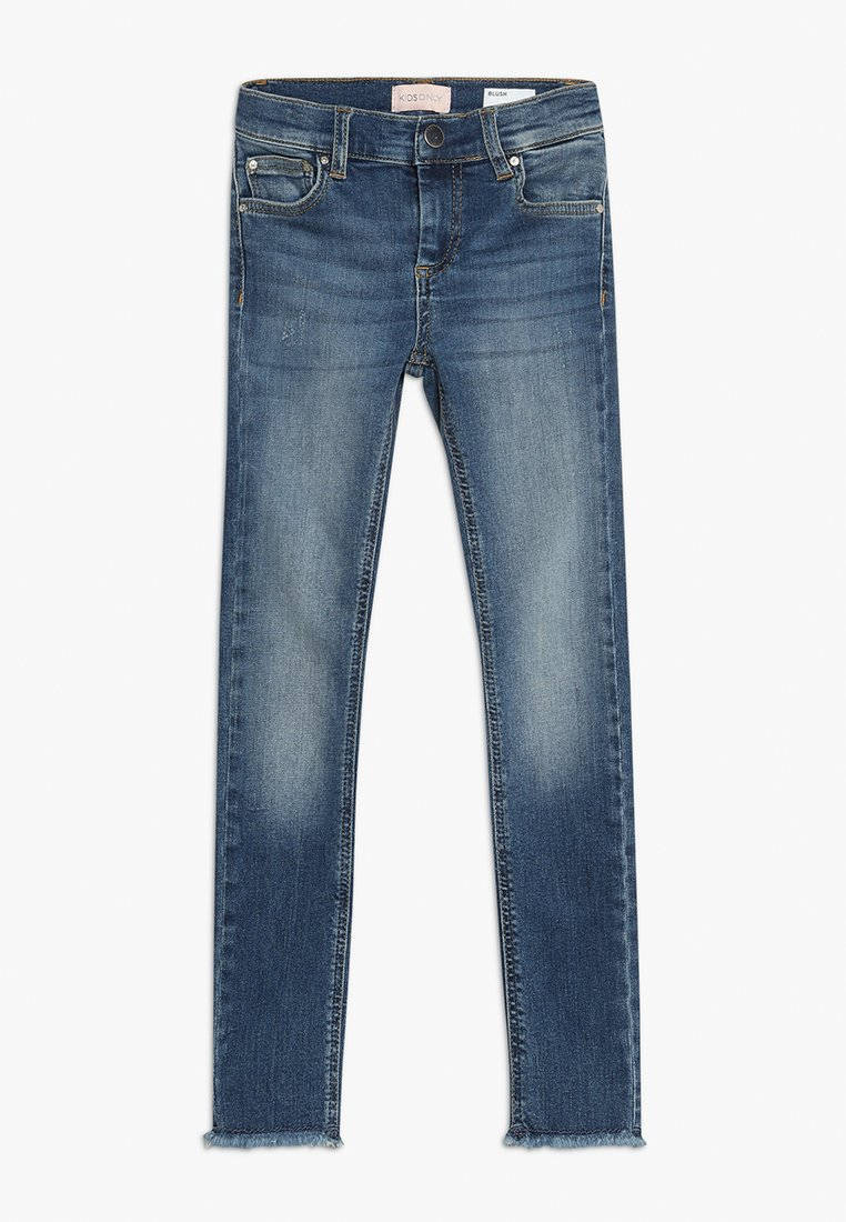 Kids ONLY - Jeans Skinny Fit - medium blue denim