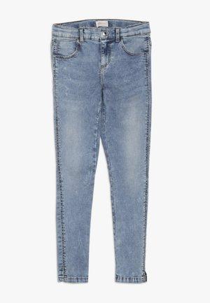 KONROSE ANKLE  - Skinny džíny - light blue denim