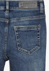 Kids ONLY - KONBLUSH - Skinny džíny - dark blue denim - 4