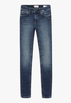 KONBLUSH - Jeans Skinny Fit - dark blue denim