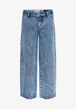 Jeans a zampa - medium blue
