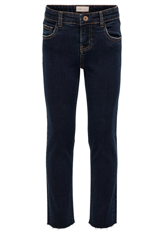 STRAIGHT FIT JEANS KONEMILY - Straight leg -farkut - medium blue denim