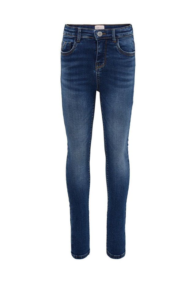 KONPAOLA - Skinny-Farkut - medium blue denim