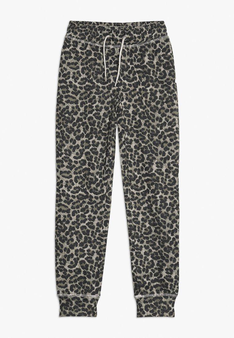 Kids ONLY - KONSOUND LONG PANT - Teplákové kalhoty - peyote