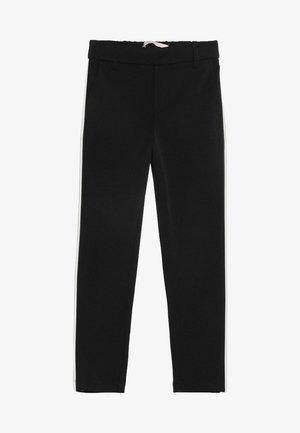 KONCOOL PANEL PANT - Kalhoty - black