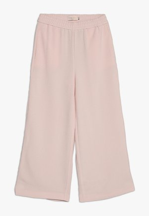KONRUNA  - Trousers - rose quartz