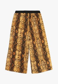 Kids ONLY - KONCOCO CULOTTE PALAZZO PANT - Trousers - golden yellow - 1