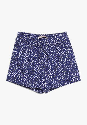 KONPOPTRASH PRINT  - Shorts - royal blue