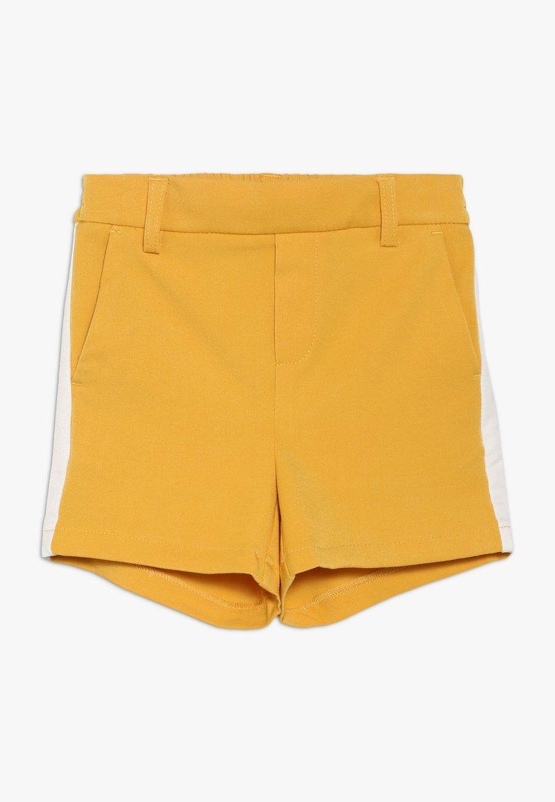 Kids ONLY - KONCOOL PANEL  - Shorts - mango mojito/white