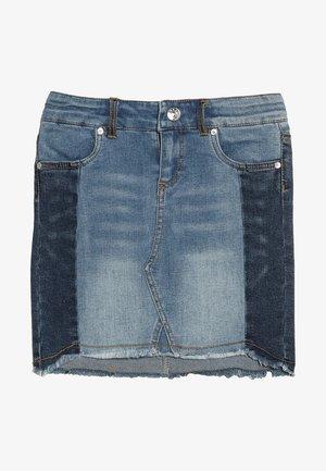 KONSKY SKIRT - Jeansnederdel/ cowboy nederdele - medium blue denim
