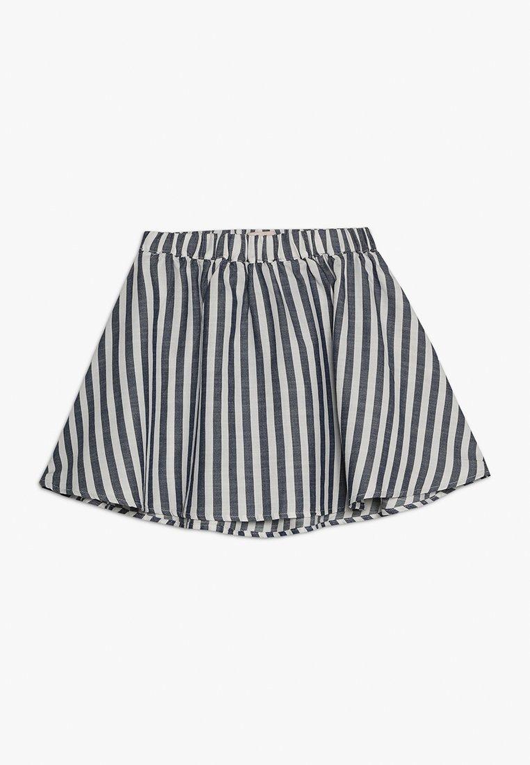 Kids ONLY - KONIDA STRIPED SKIRT - A-line skirt - white/grey